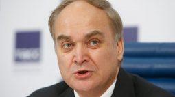 Rússia diz que EUA pediram saída de 24 diplomatas russos até 3 de setembro