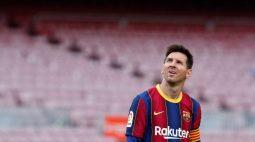 Barcelona confirma saída do ídolo Lionel Messi do clube