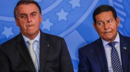 Relator vota contra ações no TSE que pedem cassação da chapa Bolsonaro-Mourão
