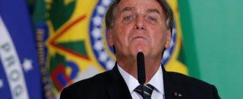 """Bolsonaro vê mercado """"nervosinho"""" e diz que """"qualquer negocinho"""" leva a alta de juro"""