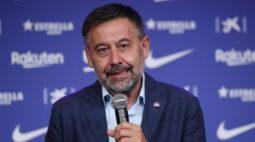 Ex-presidente do Barcelona é preso após operação em escritórios do time