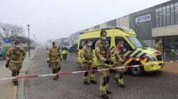 Explosão atinge centro de testes de Covid na Holanda, polícia classifica de ataque