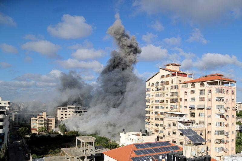 Conflito em Israel e Gaza segue intenso apesar de diplomacia regional e envolvimento dos EUA