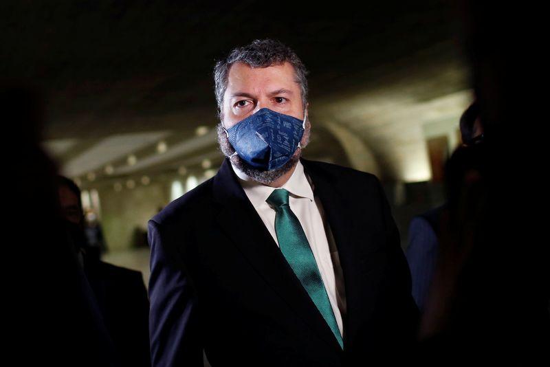 Araújo nega à CPI que política do Itamaraty tenha atrapalhado enfrentamento da pandemia