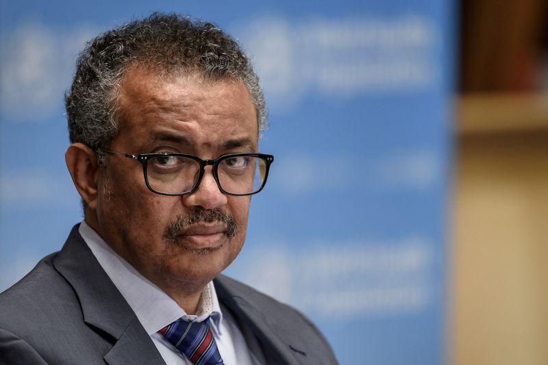 Diretor-geral da OMS pede que países e laboratórios forneçam mais vacinas a países pobres
