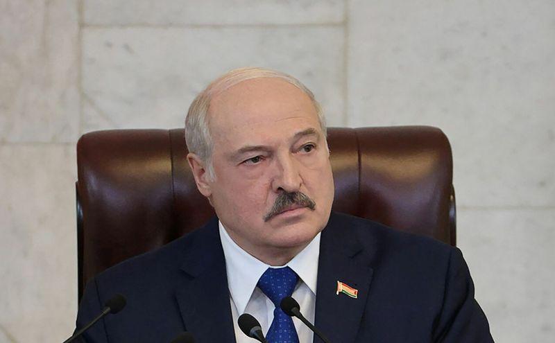 Líder de Belarus acusa Ocidente de usar incidente de avião para tentar miná-lo