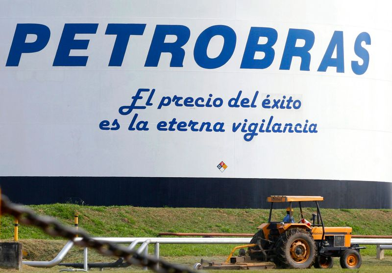 Petrobras Bolivia tem contas bloqueadas em disputa sobre área de campo de gás, dizem fontes