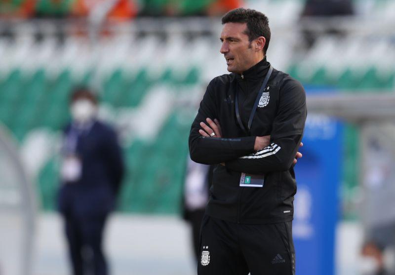 Argentina treinará em Buenos Aires e viajará para cada partida da Copa América no Brasil