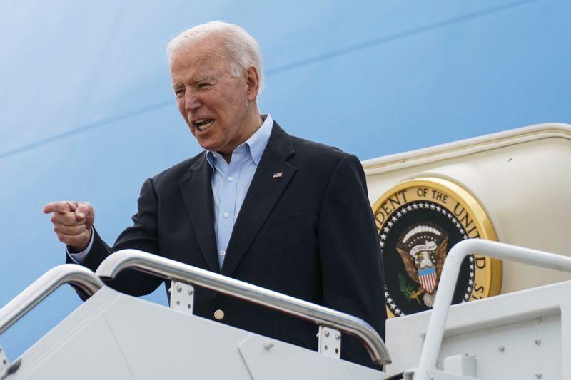 Biden diz que vai anunciar um plano de vacina mundial