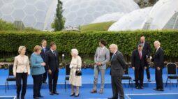 G7 alerta China, exige investigação de origens da Covid-19