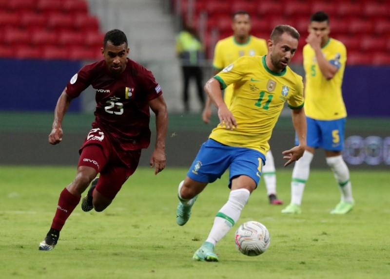 Sobe de 41 para 52 casos de Covid na Copa América, diz Ministério da Saúde