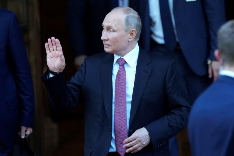 Putin diz que Rússia e EUA lançarão discussões sobre controle de armas nucleares
