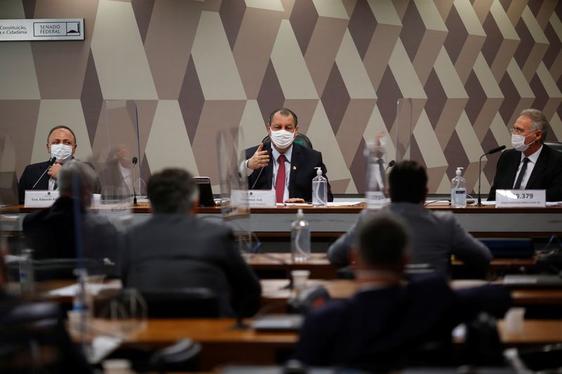CPI da Covid aprova tornar Pazuello, Queiroga, Araújo e mais 11 investigados