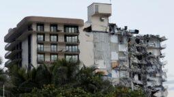 Após desabamento parcial de edifício na Flórida 51 pessoas estão desaparecidas