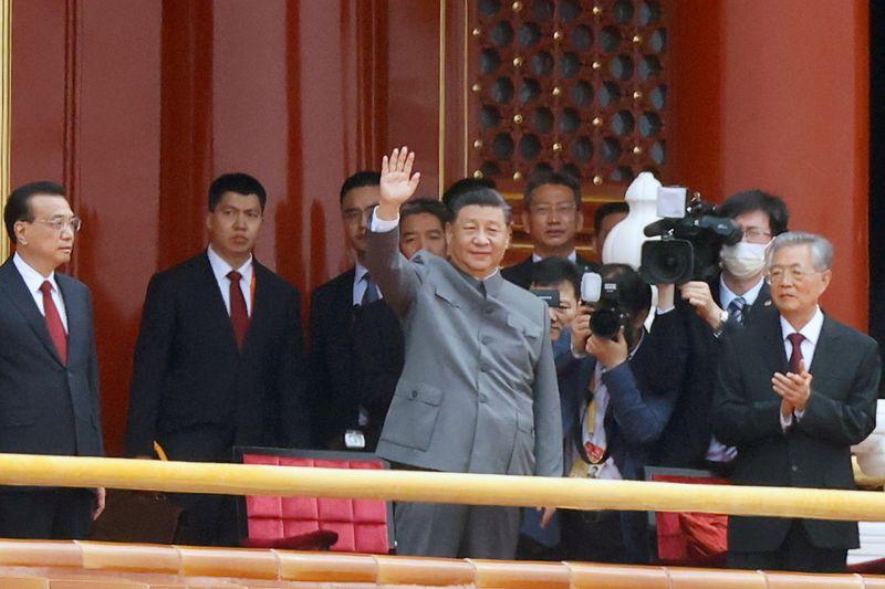 Xi alerta contra assédio estrangeiro em meio a centenário do Partido Comunista