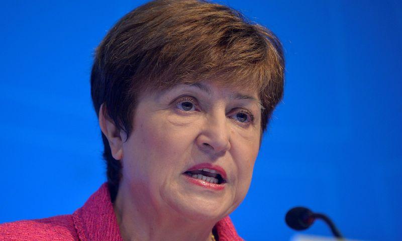 """Chefe do FMI alerta para """"divergência perigosa"""" na recuperação da pandemia"""