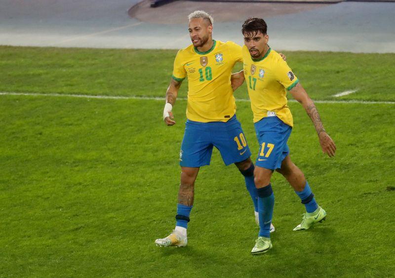 Brasil derrota o Peru por 1 x 0 e vai à final da Copa América