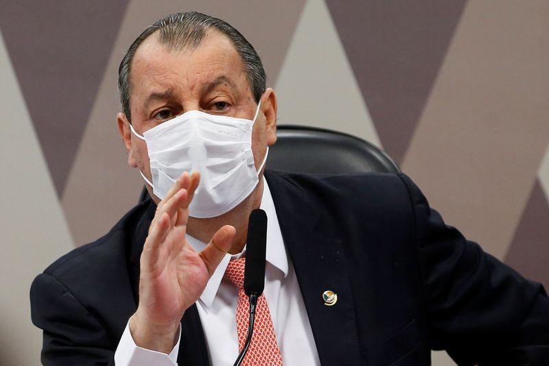 CPI cobra resposta de Bolsonaro sobre acusação contra líder do governo na Câmara