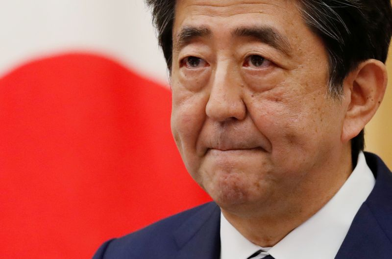 Premiê do Japão dará entrevista na 6ª em meio a temores sobre sua saúde