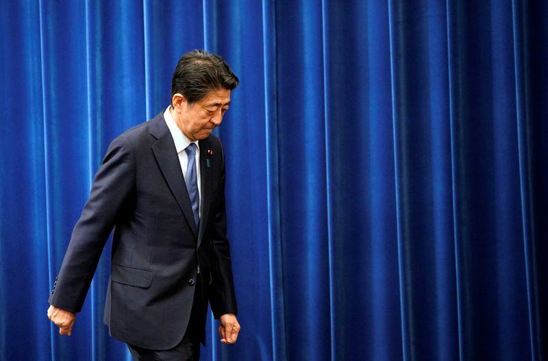 Primeiro-ministro do Japão renuncia por questões de saúde