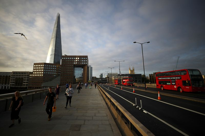Não haverá restrições adicionais em Londres, diz porta-voz de Johnson