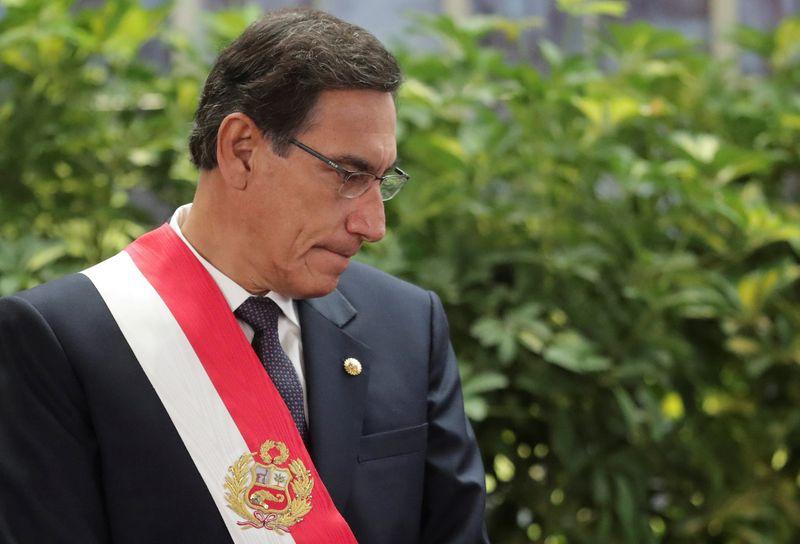Presidente do Peru enfrenta votação de impeachment após Justiça negar adiamento