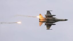 Taiwan aciona caças após sobrevoo de 18 aviões chineses durante visita norte-americana