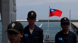 Chefe de defesa de Taiwan diz não ver sinais de que China se prepara para guerra