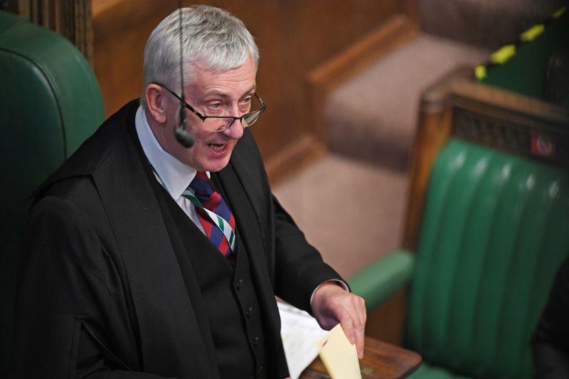 Líder da Câmara dos Comuns acusa governo britânico de ignorar parlamentares para medidas anti-Covid