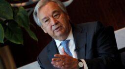 Chefe da ONU pede planos nacionais para financiar esforço global por vacina contra Covid-19