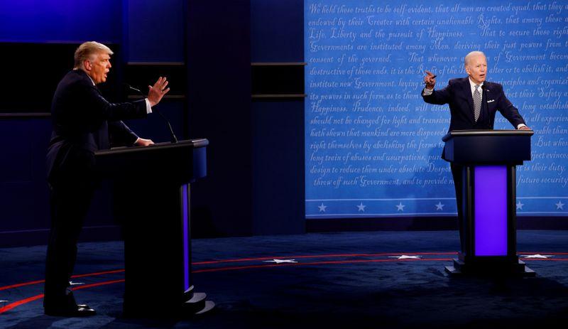 Trump e Biden vão promover fóruns simultâneos para eleitores em vez de debate