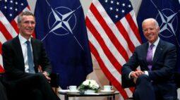 Otan pedirá cúpula em março se Biden for eleito, dizem diplomatas