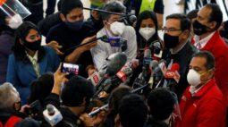 Presidente peruano reage furioso a nova tentativa de impeachment no Congresso
