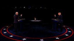 Mercados de aposta veem leve melhora nas chances de Trump após debate