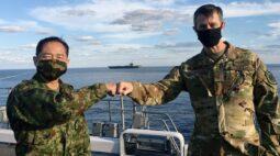 Japão e EUA iniciam grande exercício militar em meio a temor crescente com China