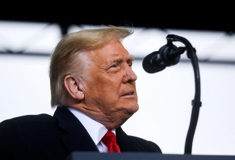 Vitória de Trump sem tumultos é melhor resultado para mercado de ações, diz JPMorgan