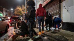 Polícia da Filadélfia investiga morte a tiros de homem negro; manifestantes protestam