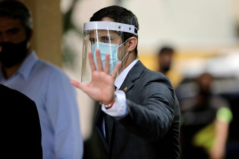 Guaidó denuncia desaparecimento de coordenador partidário na Venezuela