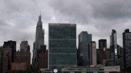 ONU cancela reuniões presenciais em Nova York devido a infecções por Covid-19