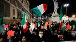 Itália aprova pacote de estímulo após casos de Covid-19 atingirem novo recorde