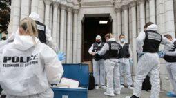 Autor de ataque em igreja na França portava identidade da Cruz Vermelha Italiana
