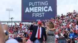 Em comícios no crucial Estado da Flórida, Trump e Biden mostram seus contrastes