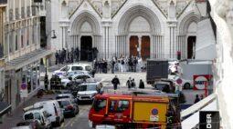 Brasileira de 44 anos está entre vítimas de ataque em igreja de Nice, diz Itamaraty