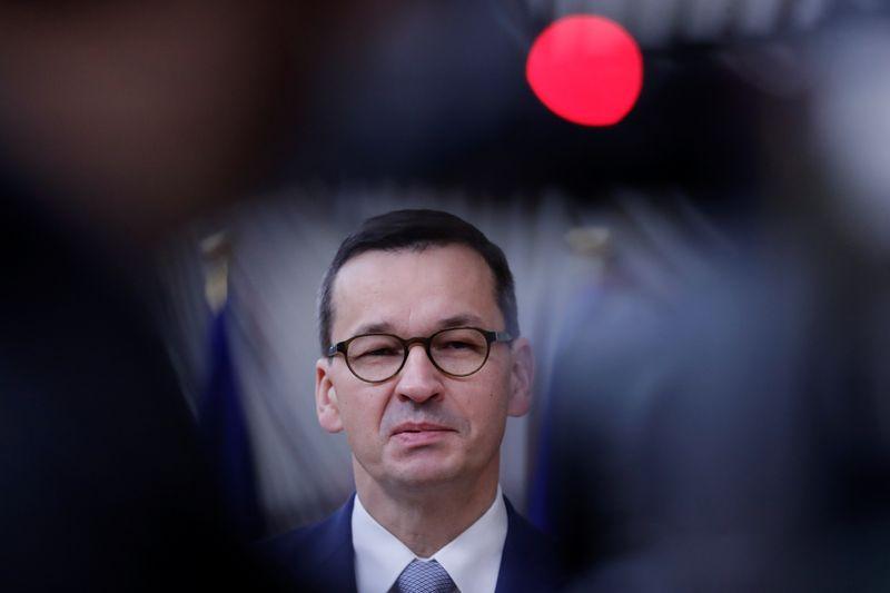 Polônia e Hungria reforçam posição sobre impasse orçamentário da UE