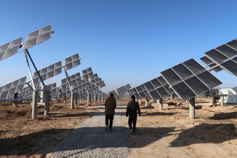 China aumenta subsídio de energia renovável em quase 5% para 2021
