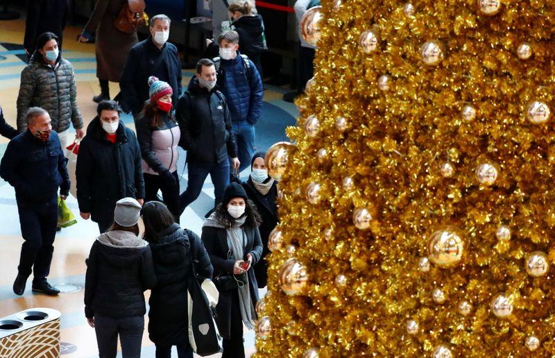 Estados da Alemanha planejam permitir festas de Natal de até 10 pessoas