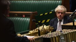 Premiê Johnson escolhe consultor de negócios como novo chefe de gabinete