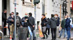 Itália registra 29.003 novos casos de coronavírus e 822 mortes, segundo Ministério da Saúde