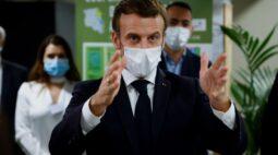 Macron diz que imagens de agressão policial a homem negro são vergonhosas para a França