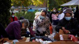 Pandemia aumenta número de pessoas que precisam de ajuda humanitária, diz ONU